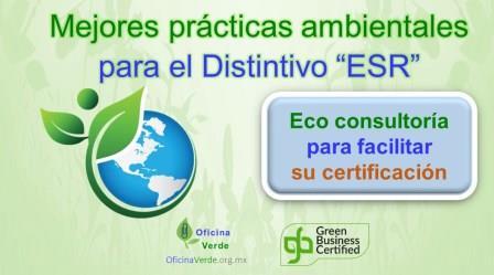 Consultoria ambiental para la ESR