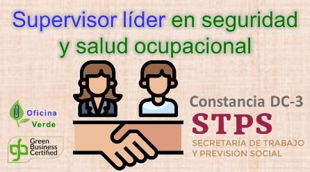 Curso. Supervisor lider en seguridad y salud ocupacional