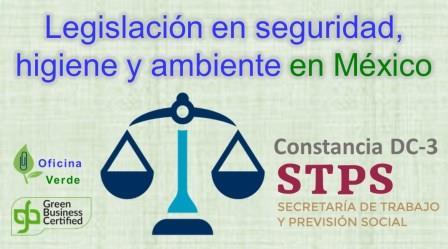 CURSO. LEGISLACION EN EHS en Mexico