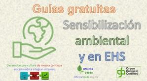 Carteles ambientales y EHS didácticos