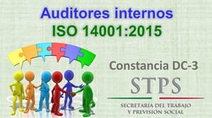 Auditores internos ISO 14001:2015