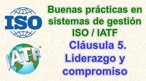 6 competencias del liderazgo en sistemas de gestión ISO/IATF