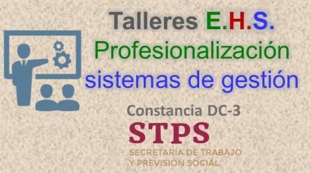Talleres sobre sistemas de gestión ISO/IATF