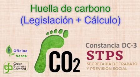 Curso. Huella de carbono (calculo y miitgación)